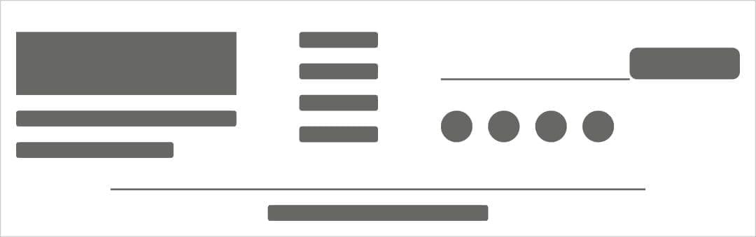 Cree un pie de página web personalizado