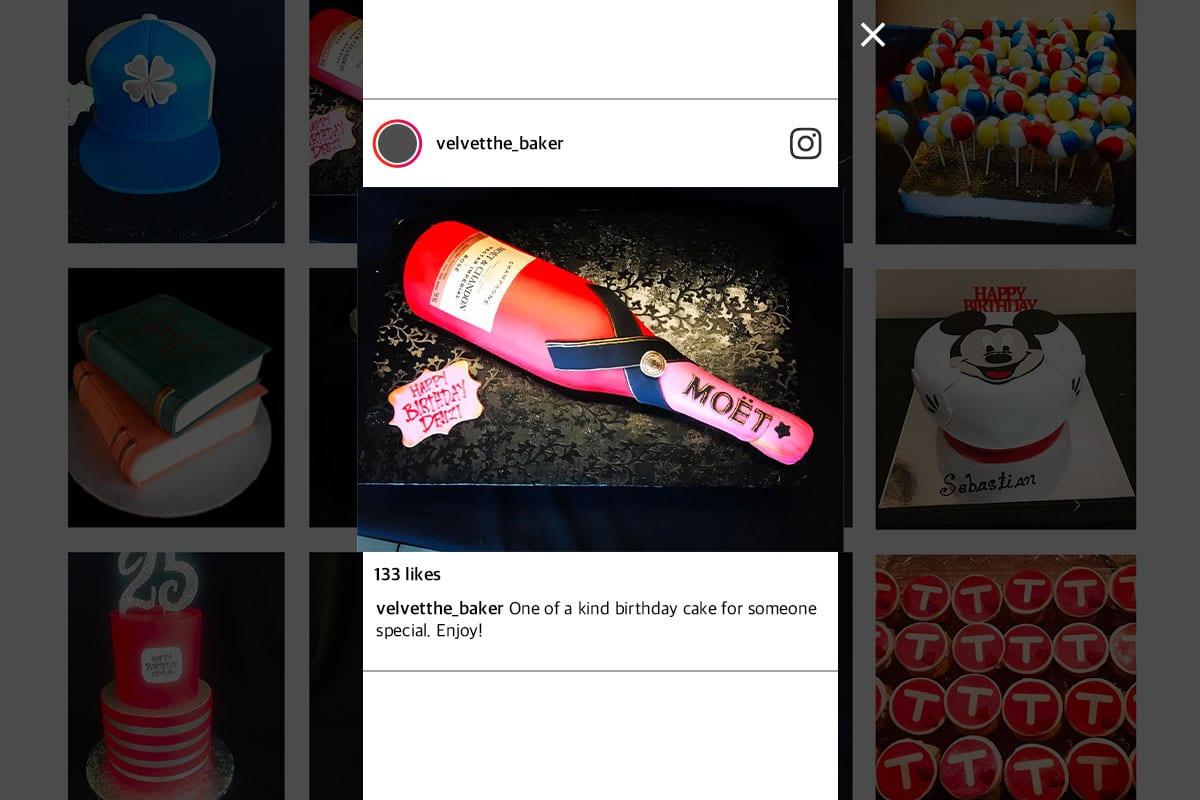 Agrega una galería de Instagram para mostrar tu feed en tu sitio web