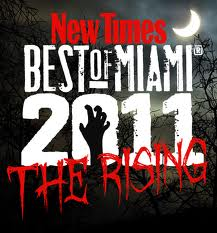 Best Vintage Store – Miami New Times 2011