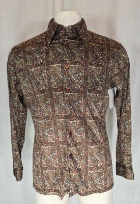 la boudoir 70s paisley print mens shirt (5)