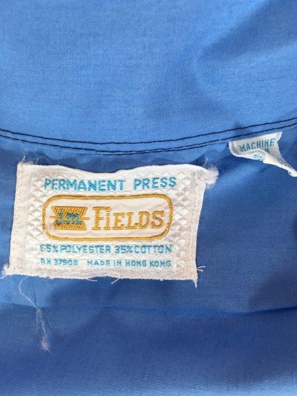 la boudoir miami 1970s mens blue short sleeve shirt (2)