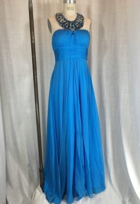 la boudoir miami blue beaded collar evening gown (1)