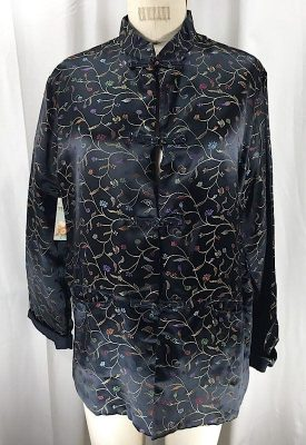 la-boudoir-miami-1970s-black-satin-embroidered-reversible-oriental-jacket-2