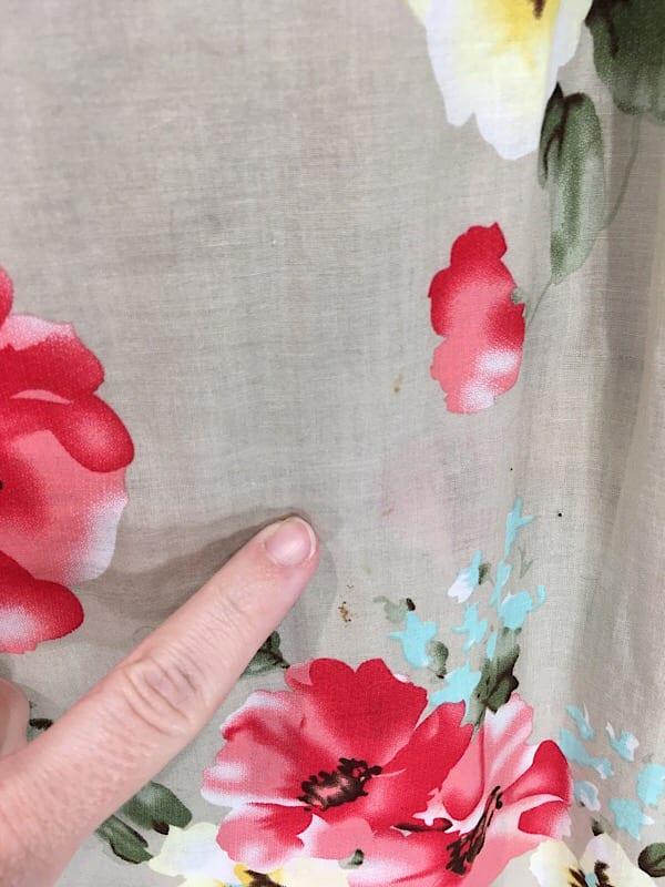 la boudoir miami vintage inspired miss sixty flower print a-line dress (1)
