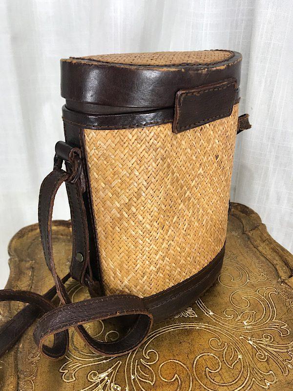 la boudoir miami vintage 70s wicker boho purse (3)