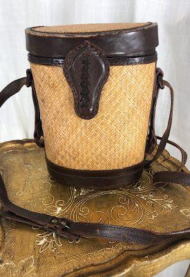 la boudoir miami vintage 70s wicker boho purse (2)