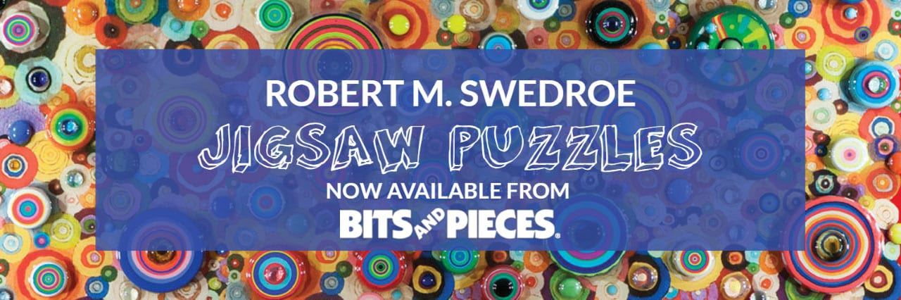 Robert Swedroe Art in Puzzle Form!