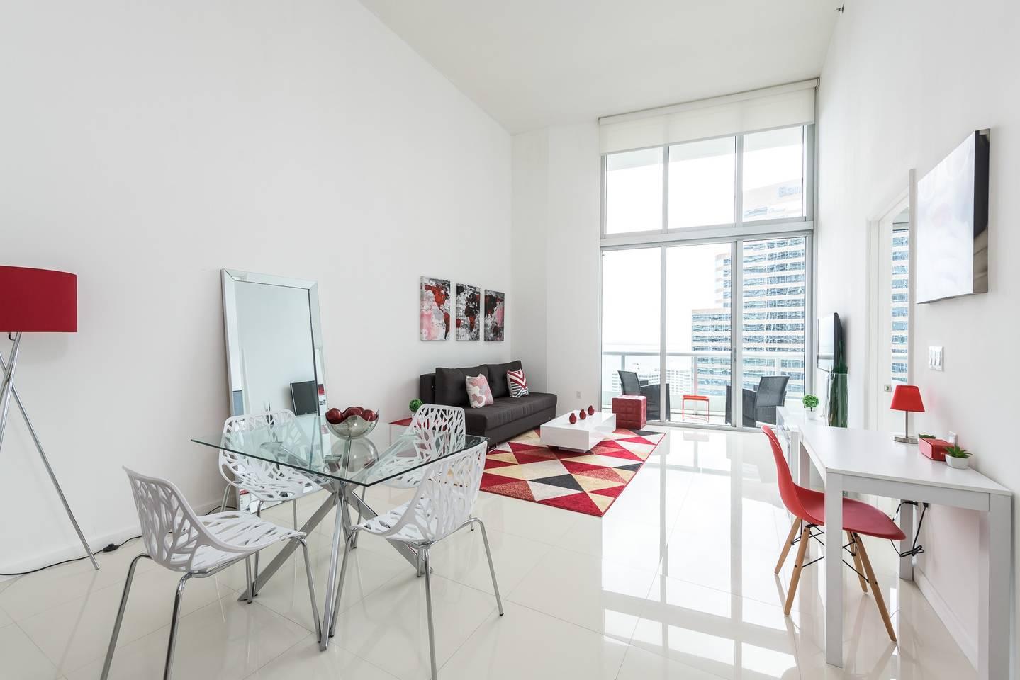 Waterfront Luxury 2 Bedrooms W Hotel Brickell - 27392866