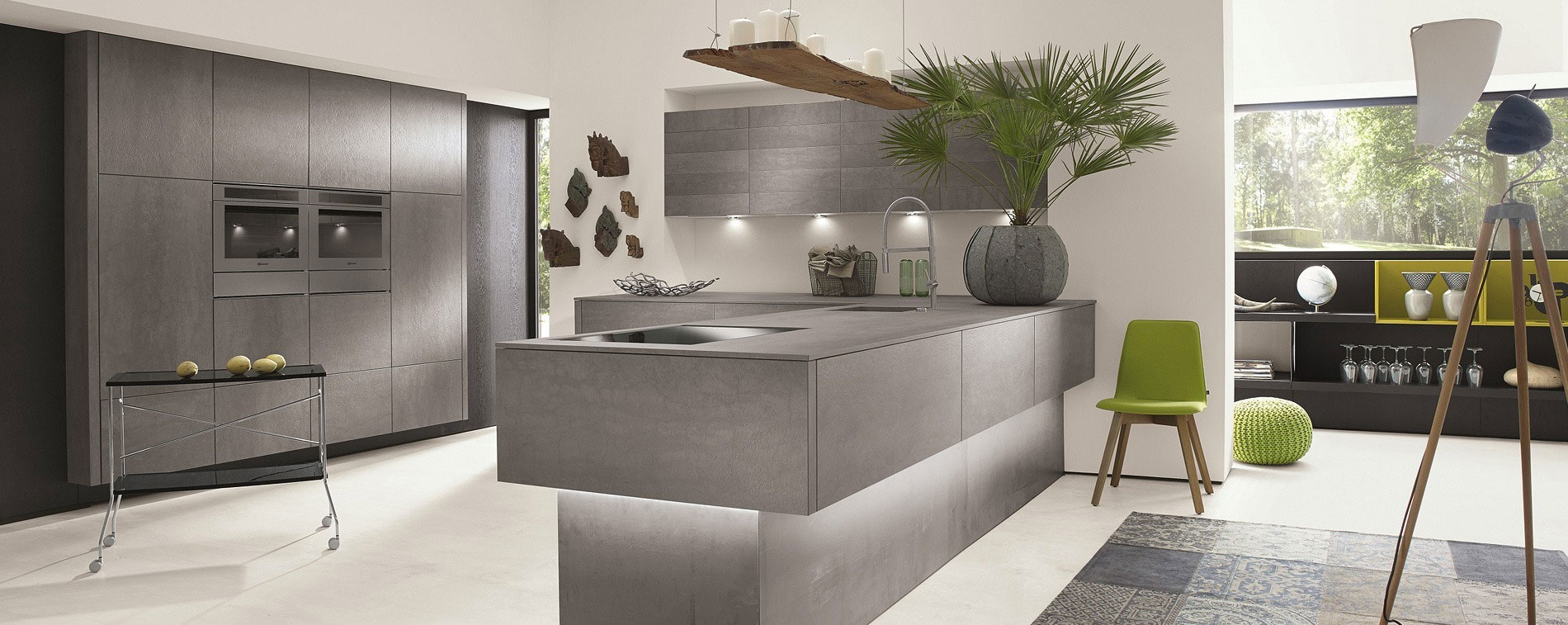 European Custom Kitchen Design