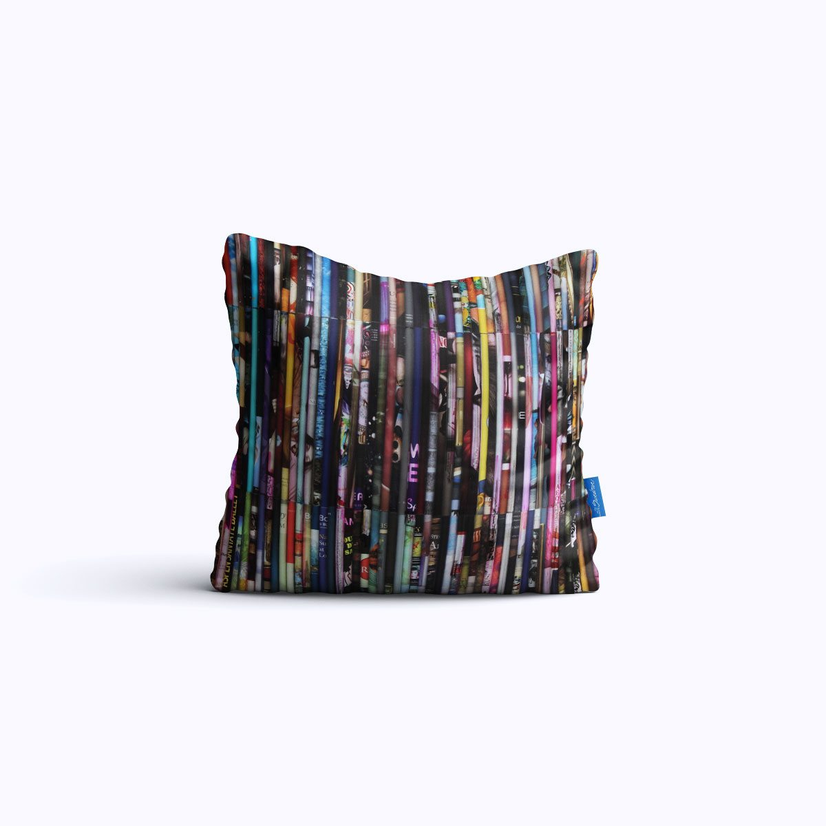 RMS404-Pipeline - Throw Pillow - Swedroe Licensing