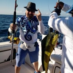 Eric gave us a 5-Star Panama Fishing Charter Review