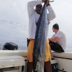 James gave us a 5-Star Panama Fishing Charter Review