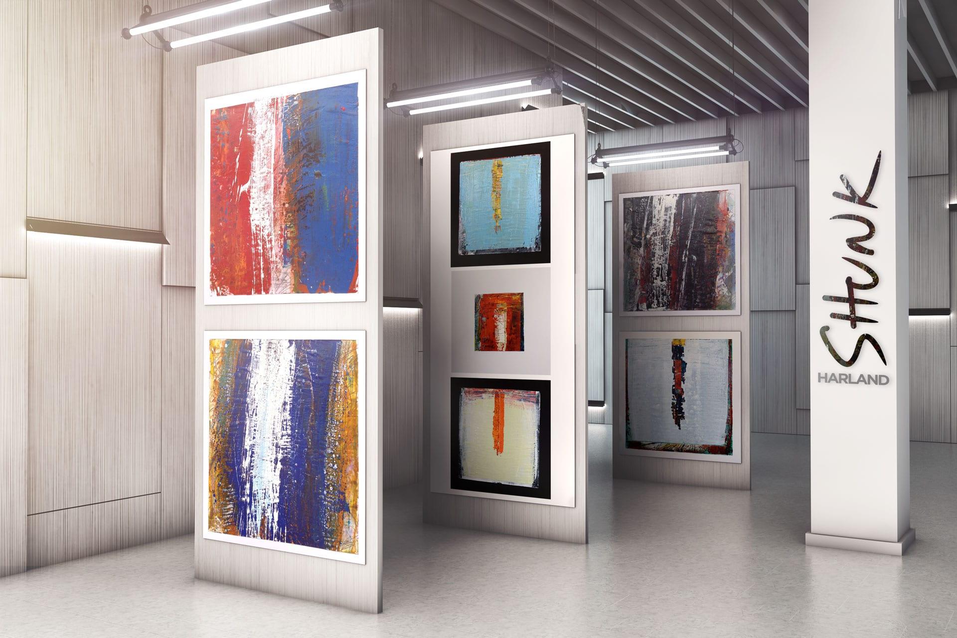Hal Shunk Fine Art – Modern Art Gallery