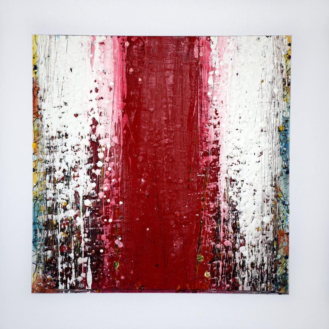 shunk-Angel-Falls-#11-16×16-Encaustic