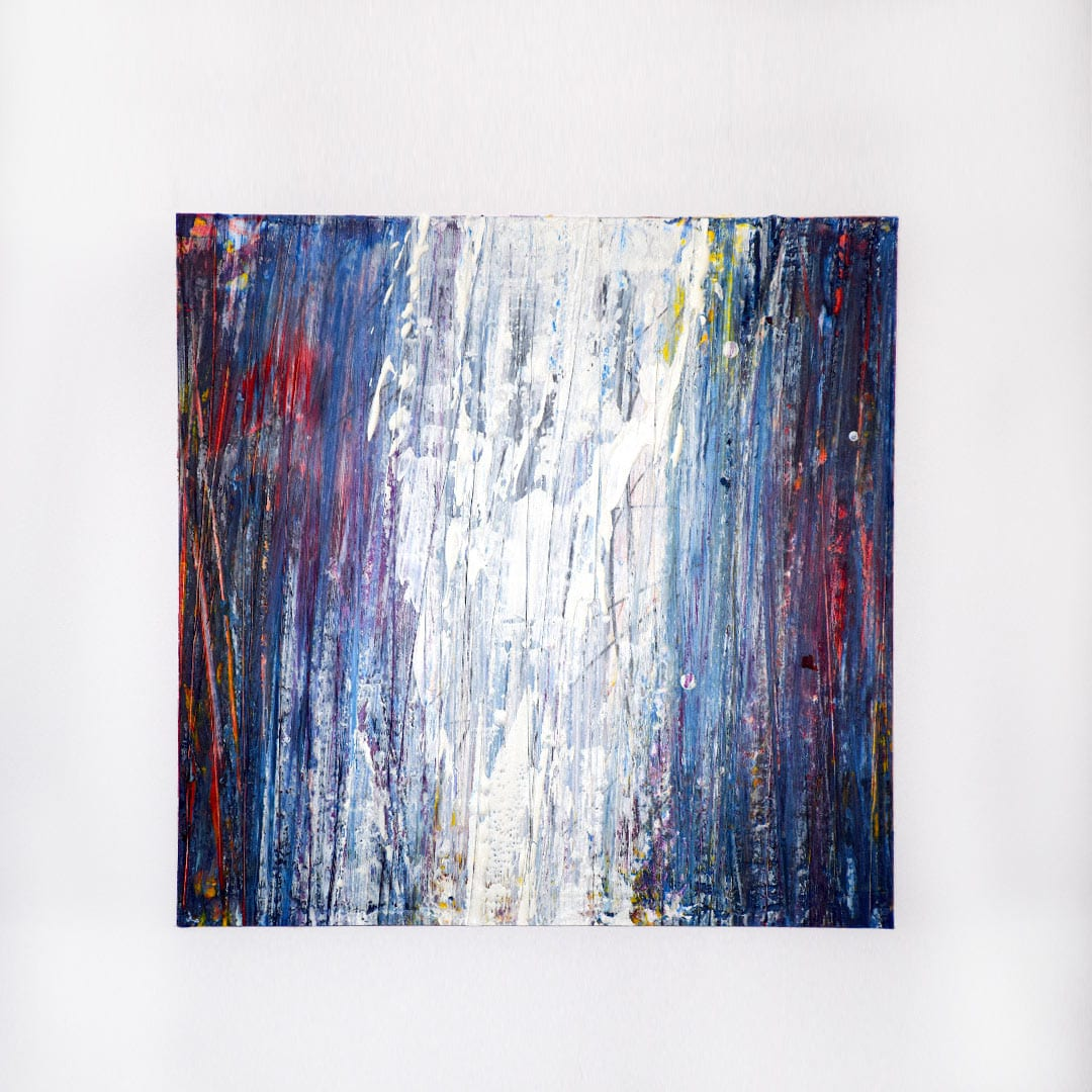 shunk-Angel-Falls-#15-10×10-Encaustic
