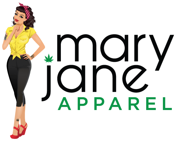 Mary Jane Cannabis Inspired Clothing by Mary Jane Socials