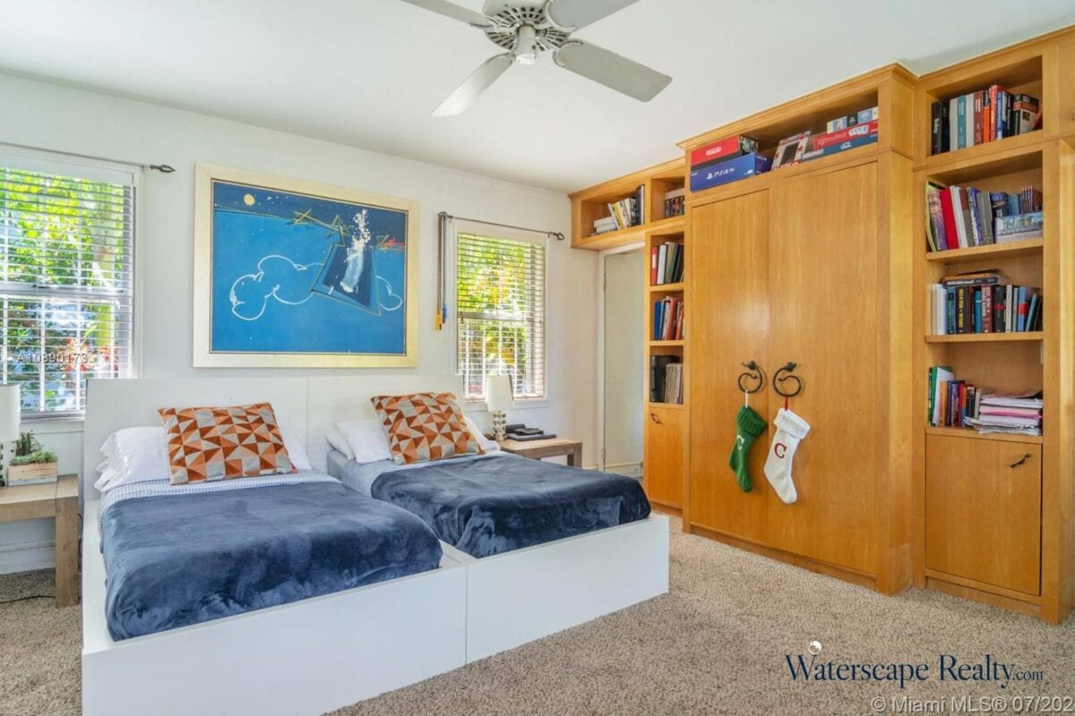 Miami Beach Oceanfront Rental Home in Altos del Mar | Waterscape Realty Miami
