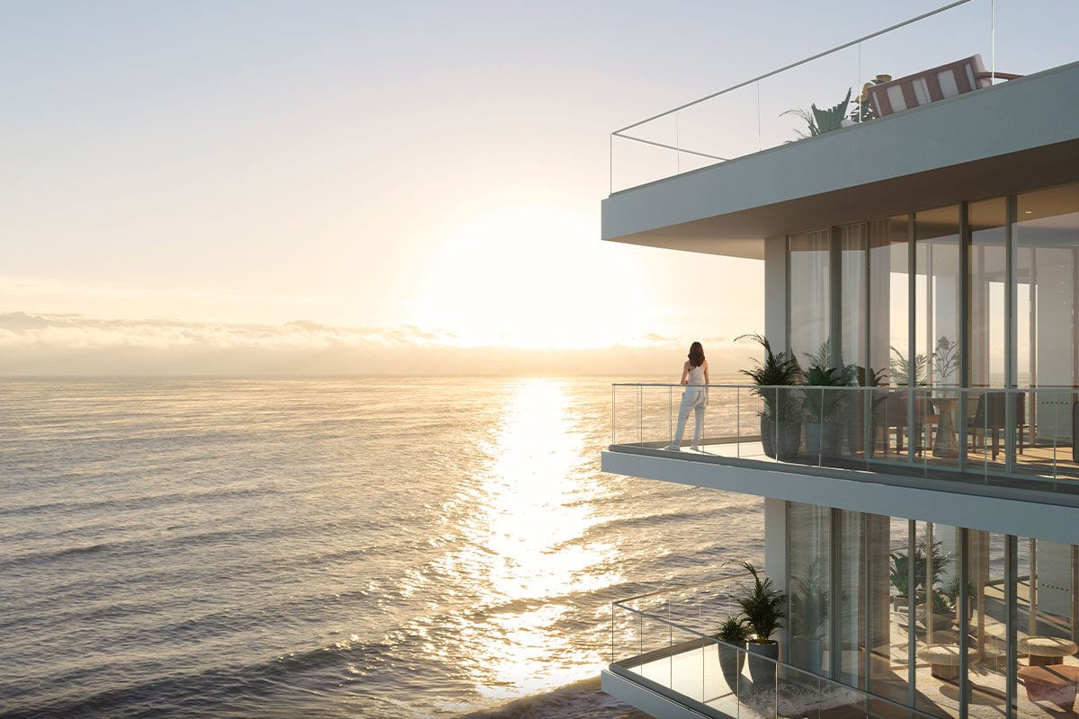 SeaGlass Luxury Residences in Jupiter, Florida - Waterscape Realty